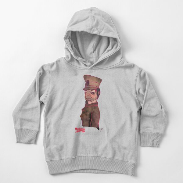 Parker Thunderbirds  Toddler Pullover Hoodie