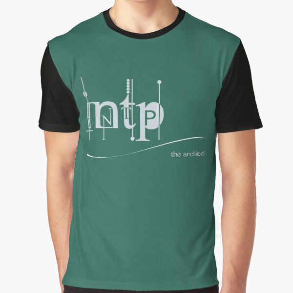 INTP - The Myers-Briggs Architect Graphic T-Shirt