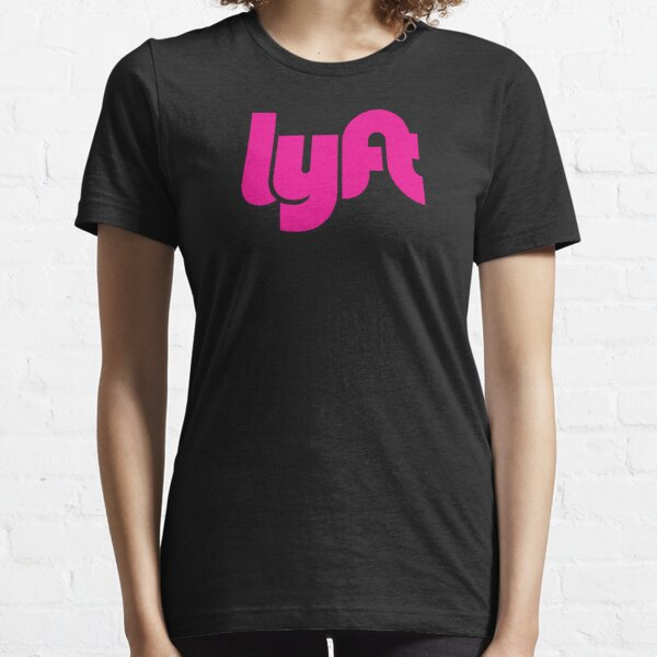 Lyft delivery service logo Essential T-Shirt