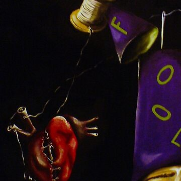 And The Joker Strings Along the Heart of The Fool by heleneruiz