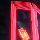 Neon Stars... by Emma  Wertheim