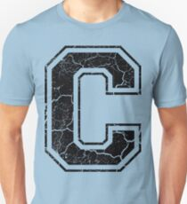 C - the Letter Unisex T-Shirt