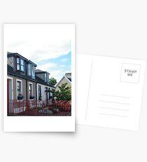 Cottage Postcards