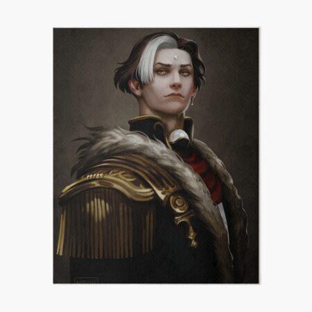 Solus zos Galvus portrait Art Board Print