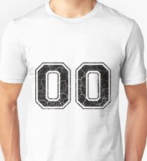 00 - the Numbers T-Shirt