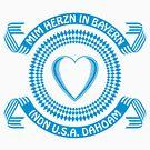 Mim Herzn in Bayern – indn USA dahoam by MrFaulbaum