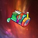 Bong In Space. by LewisJamesMuzzy