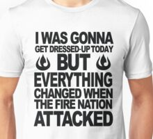 Blame the Fire Nation! Unisex T-Shirt