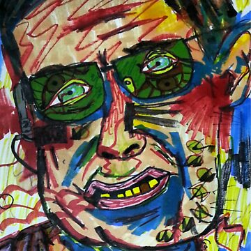 Stephen Hawking by gazmetal