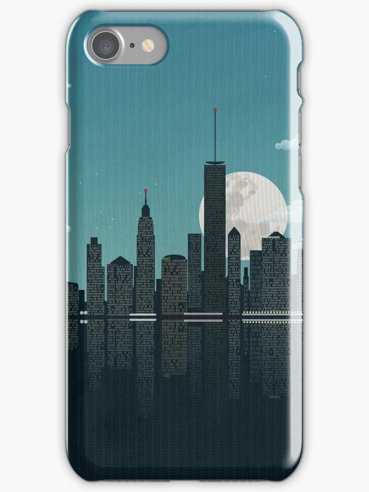 New York City by Wyattdesign