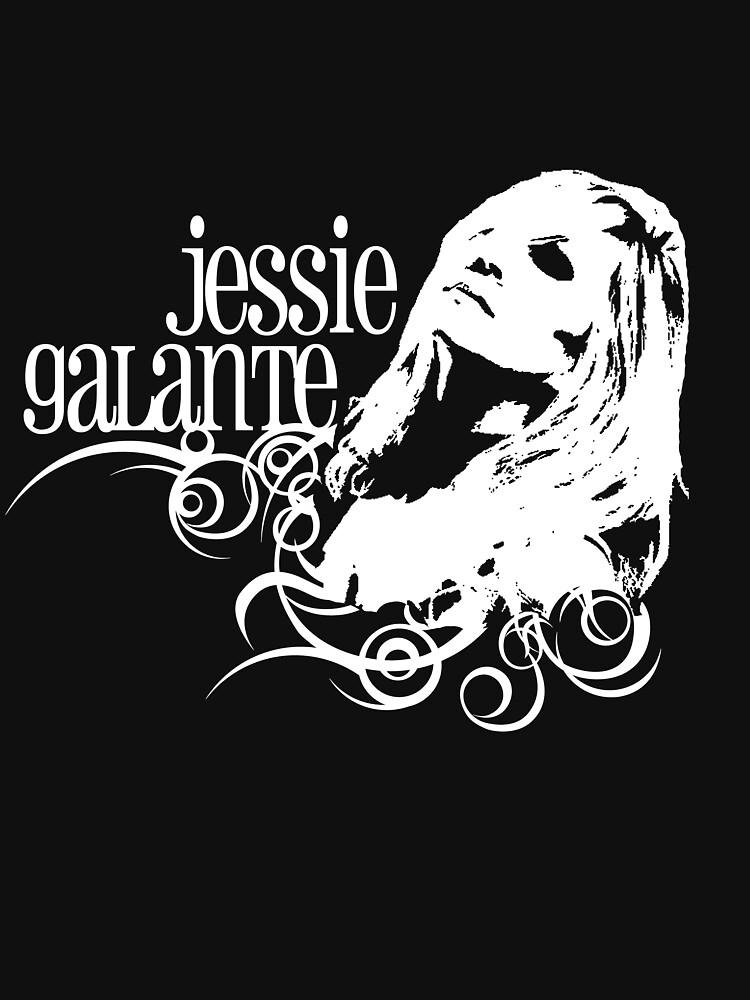 Jessie Galante Merchandise with Face Design by JessieGalante