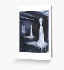 Nocturn 25: the Keepers of the Candlelight Greeting Card