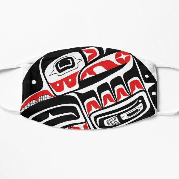 Raven Steals The Sun - Tlingit style, Native American Mask