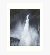 Nocturn 9: the Lady of the House Art Print