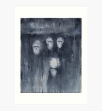 Nocturn 5: Four was our Number Art Print