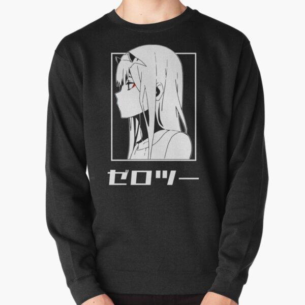 Zero Two [Darling in the Franxx] Pullover Sweatshirt