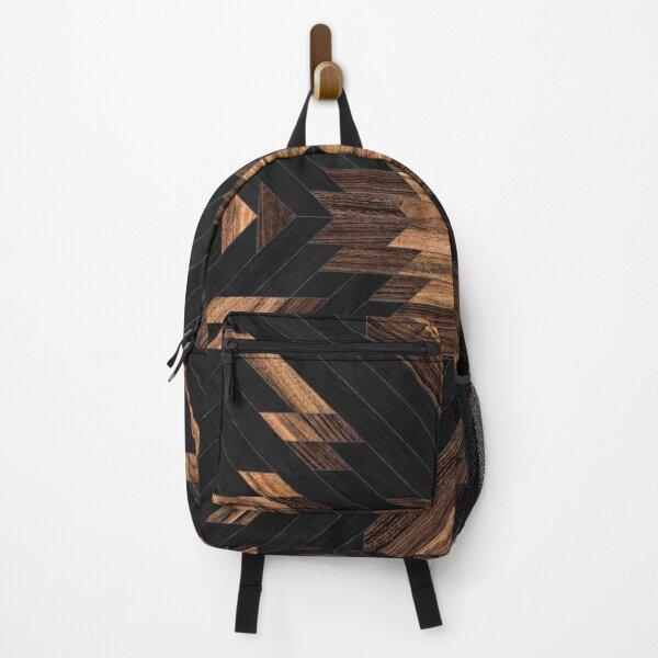 Urban Tribal Pattern No.7 - Aztec - Wood Backpack