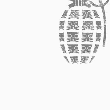 Skull Grenade by 813KRS