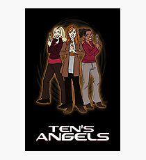 Ten's Angels Photographic Print