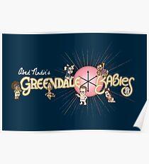 Greendale Babies Poster