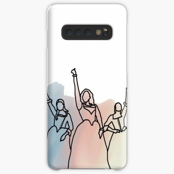 Schuyler Sisters Design Samsung Galaxy Snap Case