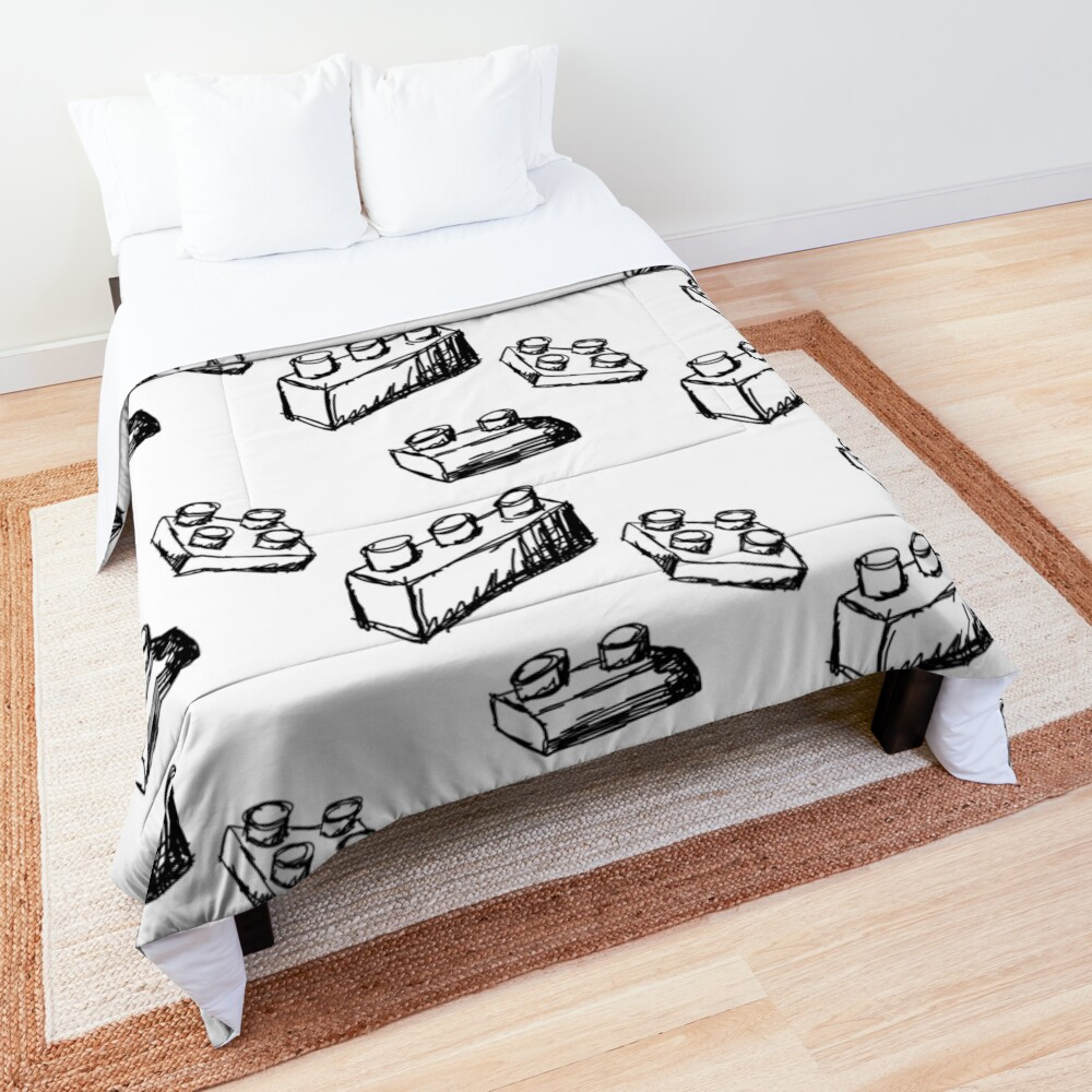 Building Blocks Comforter