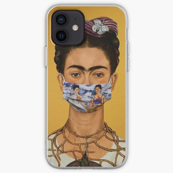 Frida Kahlo in 2021 iPhone Soft Case