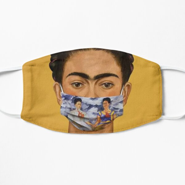 Frida Kahlo in 2021 Flat Mask