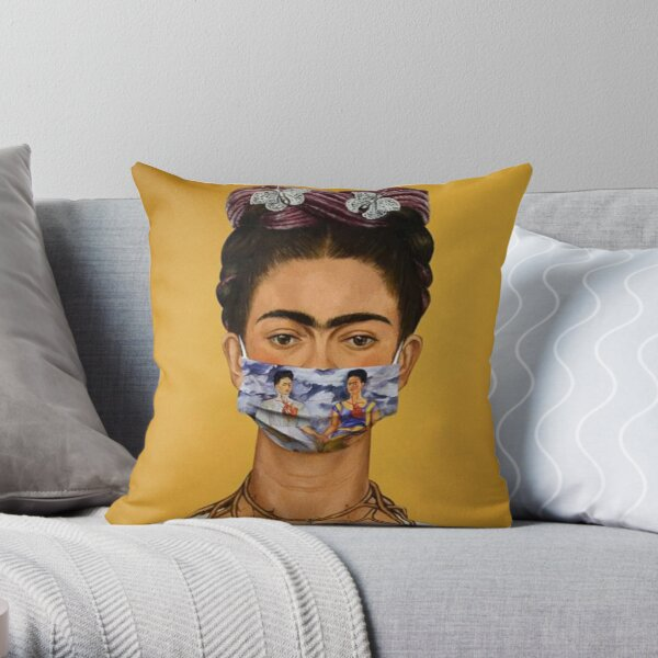 Frida Kahlo in 2021 Cojín