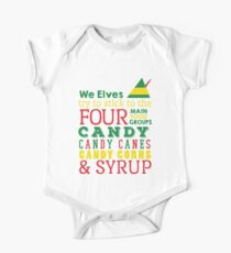 Candy, Candy Canes, Candy Corn, & Syrup Kids Clothes
