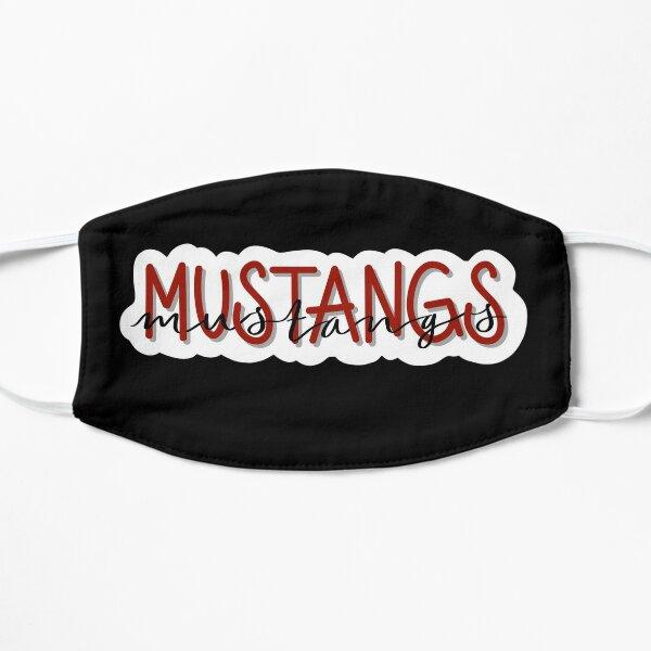 Mustangs on Black Mask