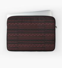 WE LOVE AFRICA RED Laptop Sleeve