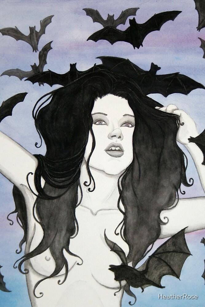 Chiroptophilia by HeatherRose