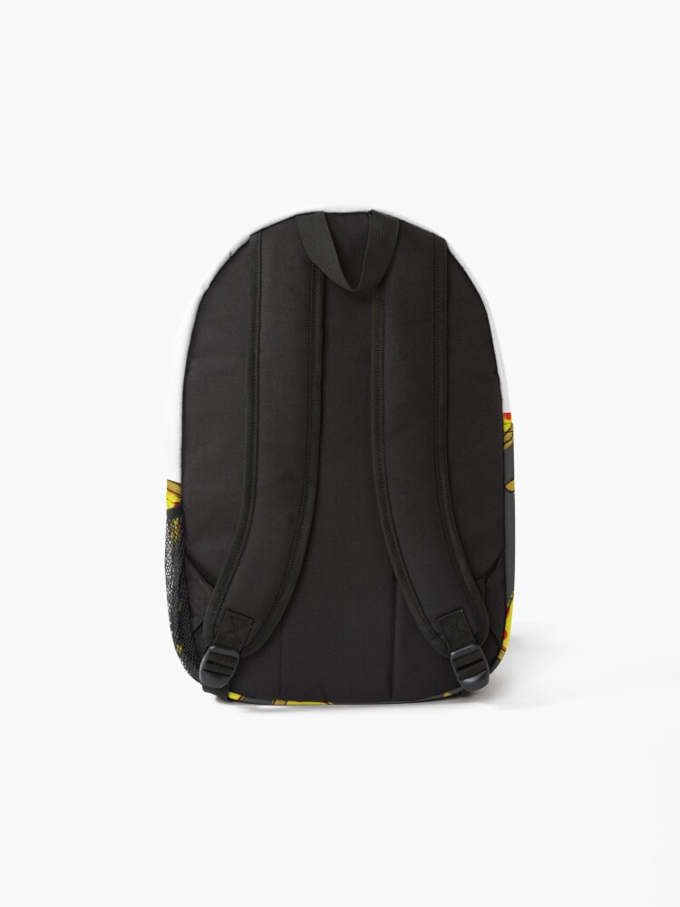 Alternate view of Pizza Party II Backpack
