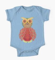 Fruit Owl Kids Clothes