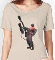 Cocky Pyro - TF2 Class Women's Relaxed Fit T-Shirt