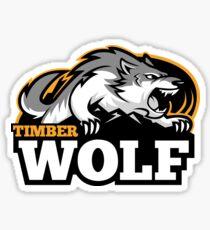 TimberWolf Sticker