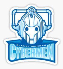GO CYBERMEN! Sticker