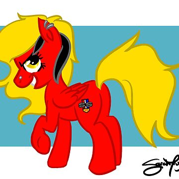 Camaro Pony by dharmony