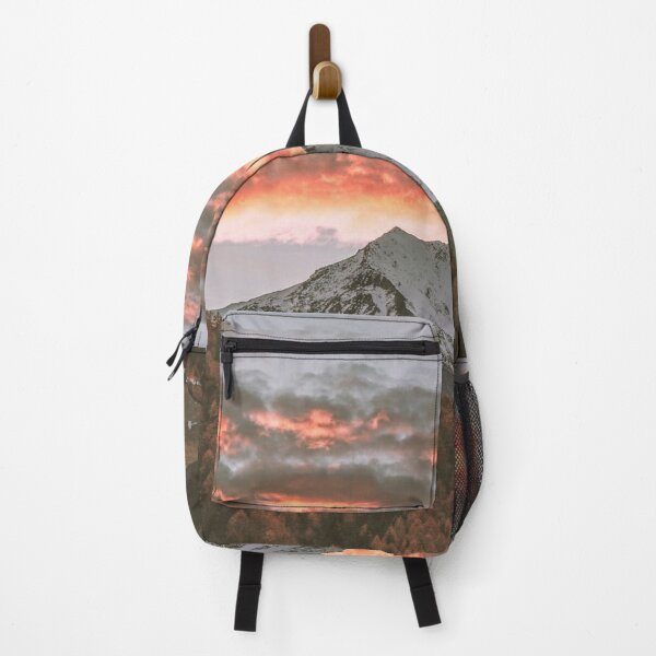 Scenic Mountain View Backpack