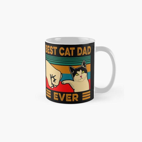 Bester Katzenvater aller Zeiten Tasse (Standard)