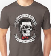 I Know You Are, But What Am I? T-Shirt
