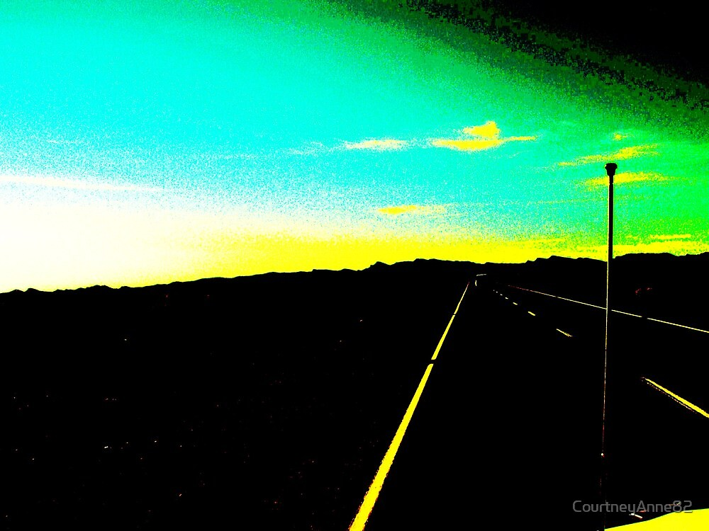 Road Home from Nowhere by CourtneyAnne82