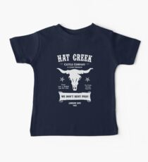 Hat Creek Cattle Company - Lonesome Dove Baby Tee