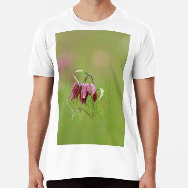 Flowering fritillaries Premium T-Shirt