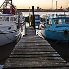 Down the Rickety Jetty by bazcelt