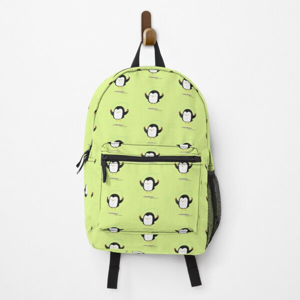 Penguin jumping rope Backpack
