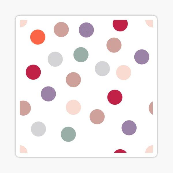 Circle Pattern  Sticker