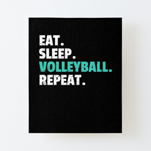 Volleyball Svg File Wall Art Redbubble