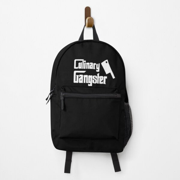 Culinary Gangster Chef  Backpack